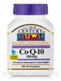 CoQ10 100 mg - 90 Softgels