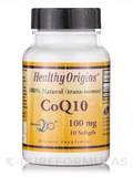 CoQ10 100 mg (Kaneka Q10TM) - 10 Softgels
