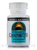 Co-Q10 100 mg with Bioperine 30 Softgels