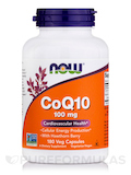 CoQ10 100 mg with Hawthorn Berry - 180 Vegetarian Capsules