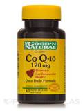CoQ-10 120 mg - 60 Softgels