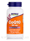 CoQ10 150 mg - 100 Vegetarian Capsules