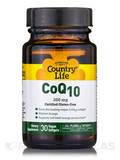 CoQ10 200 mg - 30 Vegan Softgels