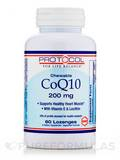 CoQ10 Chewable 200 mg 60 Lozenges