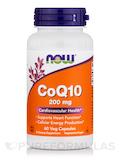 CoQ10 200 mg - 60 Vegetarian Capsules