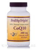 CoQ10 200 mg (Kaneka Q10™) - 60 Softgels
