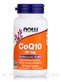 CoQ10 30 mg - 120 Vegetarian Capsules