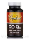 CoQ10 30 mg - 240 Soft Gels