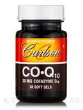 CoQ10 30 mg - 30 Soft Gels