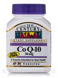 CoQ10 30 mg - 45 Capsules