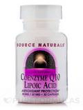 Co-Q10 30 mg Lipoic Acid 30 mg 30 Capsules