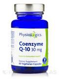 Coenzyme Q-10 30 mg 60 Vegetarian Capsules