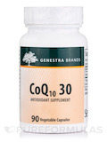 CoQ10 30 - 90 Vegetable Capsules