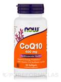 CoQ10 400 mg - 30 Softgels
