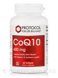 CoQ10 High Potency 400 mg 60 Softgels