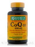 CoQ-10 400 mg - 60 Softgels