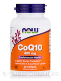 CoQ10 400 mg 60 Softgels