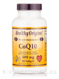 CoQ10 400 mg (Kaneka Q10™) - 60 Softgels