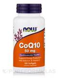 CoQ10 50 mg 100 Softgels