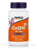 CoQ10 50 mg 200 Softgels