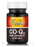 CoQ10 50 mg - 30 Soft Gels