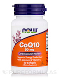 CoQ10 50 mg 50 Softgels