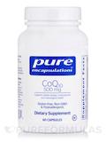 CoQ10 - 500 mg 60 Capsules