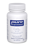CoQ10 60 mg 120 Capsules