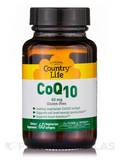 CoQ10 60 mg - 60 Vegetarian Softgels