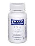 CoQ10 60 mg 60 Capsules