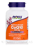 CoQ10 600 mg 60 Softgels