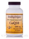 CoQ10 600 mg (Kaneka Q10™) 60 Softgels