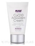 NOW® Solutions - CoQ10 Antioxidant Cream - 2 fl. oz (59 ml)