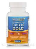CoQ10 Gold (High Absorption) 100 mg 120 Softgels