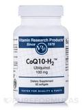 CoQ10-H2 (Ubiquinol) 100 mg 60 Softgels