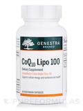 CoQ10 Lipo 100 - 60 Softgel Capsules