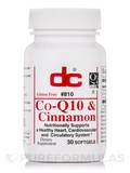 Co-Q10/Cinnamon - 30 Softgels