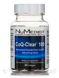 CoQ-Clear 100 (Citrus) 60 Softgels