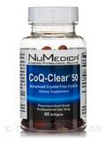 CoQ-Clear 50 60 Softgels