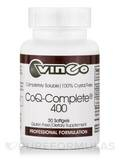CoQ-Complete® 400 - 30 Softgels