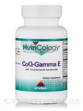 CoQ-Gamma E with Tocotrienols & Carotenoids - 60 Softgels