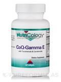 CoQ-Gamma E with Tocotrienols & Carotenoids - 60 Softgels