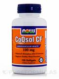 CoQsol CF 100 mg 120 Softgels