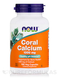 Coral Calcium 1000 mg 100 Vegetarian Capsules