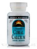 Coral Calcium 1200 mg - 120 Tablets