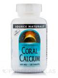 Coral Calcium 600 mg 120 Tablets