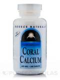 Coral Calcium 600 mg - 240 Tablets