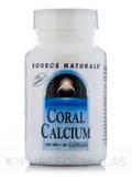 Coral Calcium 600 mg 60 Capsules