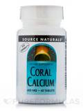 Coral Calcium 600 mg 60 Tablets