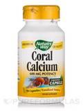 Coral Calcium 600 mg - 90 Vegetarian Capsules